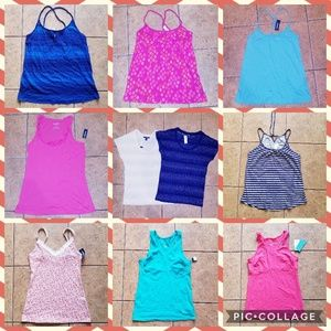🌞 Old Navy Tank Tops and Tees Small